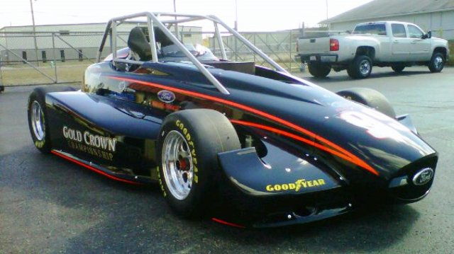 Silver Crown Race Car Specifications
