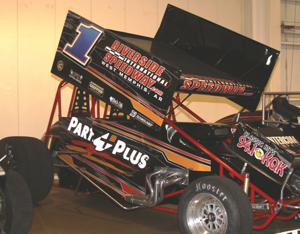 Two-Seater Sprint Car